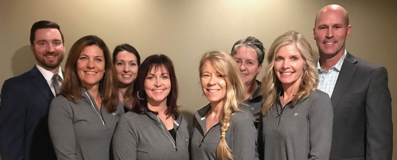 Team at Wisconsin Spinal Rehabilitation Center